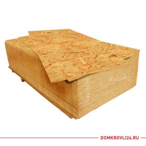 Плита ОСП-3 Калевала 12 мм 2800x1250