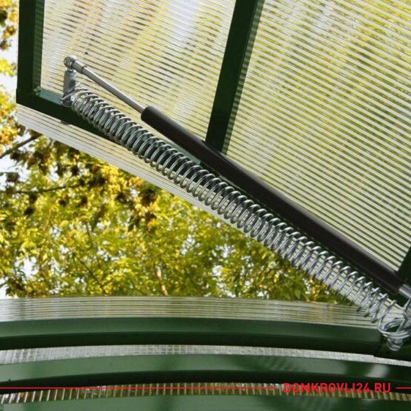 Термопривод для теплицы на дверь или форточку