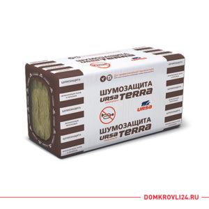 Утеплитель URSA Terra Шумозащита внешний вид упаковки