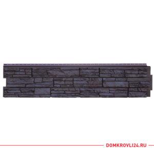 Фасадная панель Я-Фасад крымский сланец (уголь)